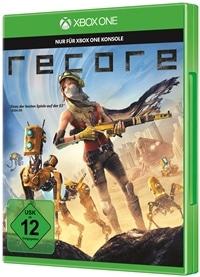 Xbox One Cover - ReCore, Rechte bei Microsoft Studios