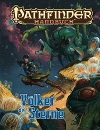 Quellenbuch Cover - Pathfinder Handbuch: Völker der Sterne, Rechte bei Ulisses Spiele