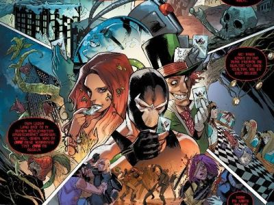 Batman Metal Sonderband #1: Widerstand in Gotham