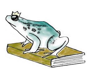 StoryBucks' Frog