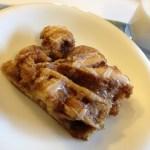 Cinnamon Roll Cake.... a healthier recipe