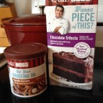 The Cake Boss cake mixes and frosting- A review