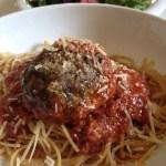 Monster Italian Meatballs