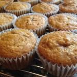PBB & J Muffins (Peanut Butter, Banana & Jelly)