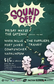 Sound Off! May 23, 2014
