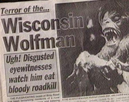werewolf newspaper
