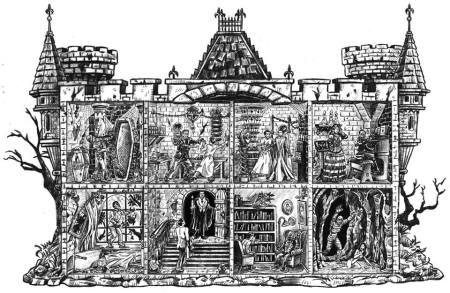 skaggs castle
