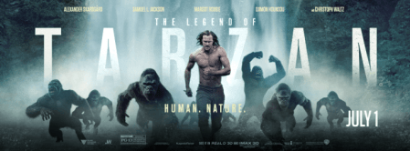 Tarzan LOT poster