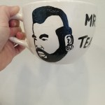 Mr Tea mok €12,50