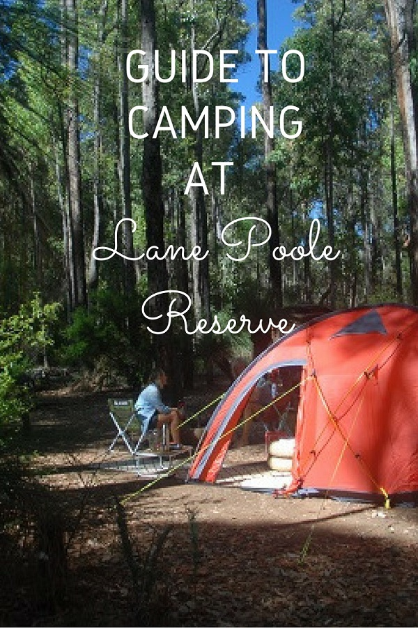 Ultimate guide to camping at Lane Poole Reserve