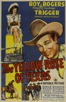 Roy Rogers Movie The Yellow Rose of Texas