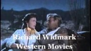 Richard-Widmark-western-movies