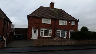3 bedroom semi detached house for sale Wednesbury