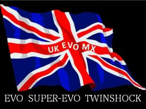 UK EVO MX LOGO