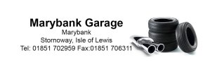 Marybank Garage