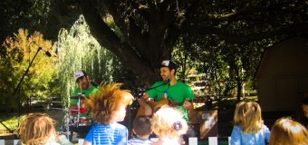 What My Kid Enjoyed Most at Club Momme Fall Family Fest at Calamigos Ranch
