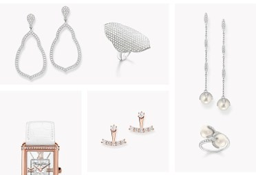 THOMAS SABO Sterling Silver and Watches autumn/winter 2015: The international jewellery and watches company THOMAS SABO presents its latest innovations including the new Glam & Soul, Rebel at heart, Love Bridge, Unity and Karma Beads lines. (PRNewsFoto/THOMAS SABO GmbH & Co.KG)