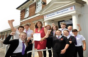 TOP MARKS FOR COEDCAE IN NATIONAL INSPECTION