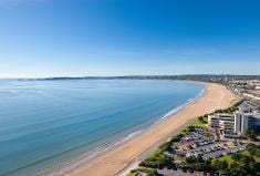 Swansea Beach celebrated for its quality