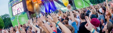 Juicy Beats Festival 2016: Zwei Tage Festivalfieber im Dortmunder Westfalenpark