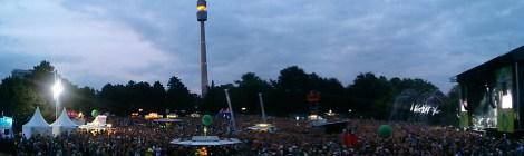 Festivalfieber im Dortmunder Westfalenpark