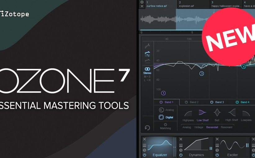 iZotope Ozone Advanced 7 Crack Windows/Mac Os X