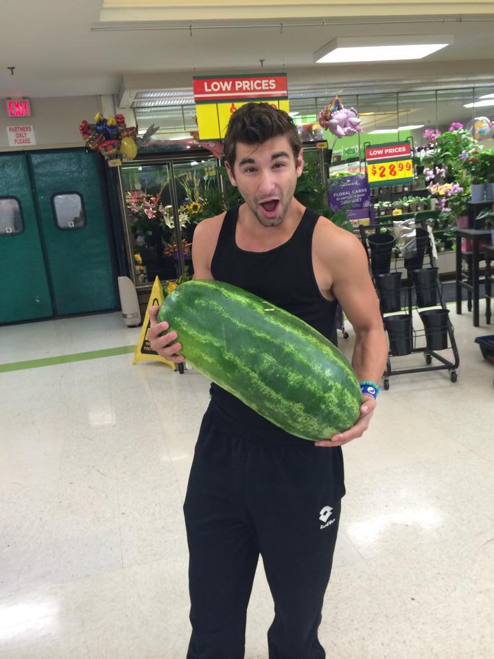 Marc Freccaro watermelon