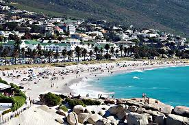Camps Bay beach 2
