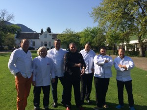 Chefs who Share Lanzerac 7 chefs 2 Whale Cottage
