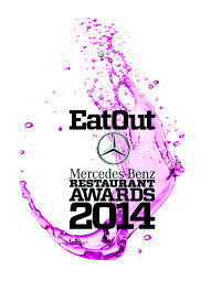 Eat Out Top 10 Restaurant Awards logo 2