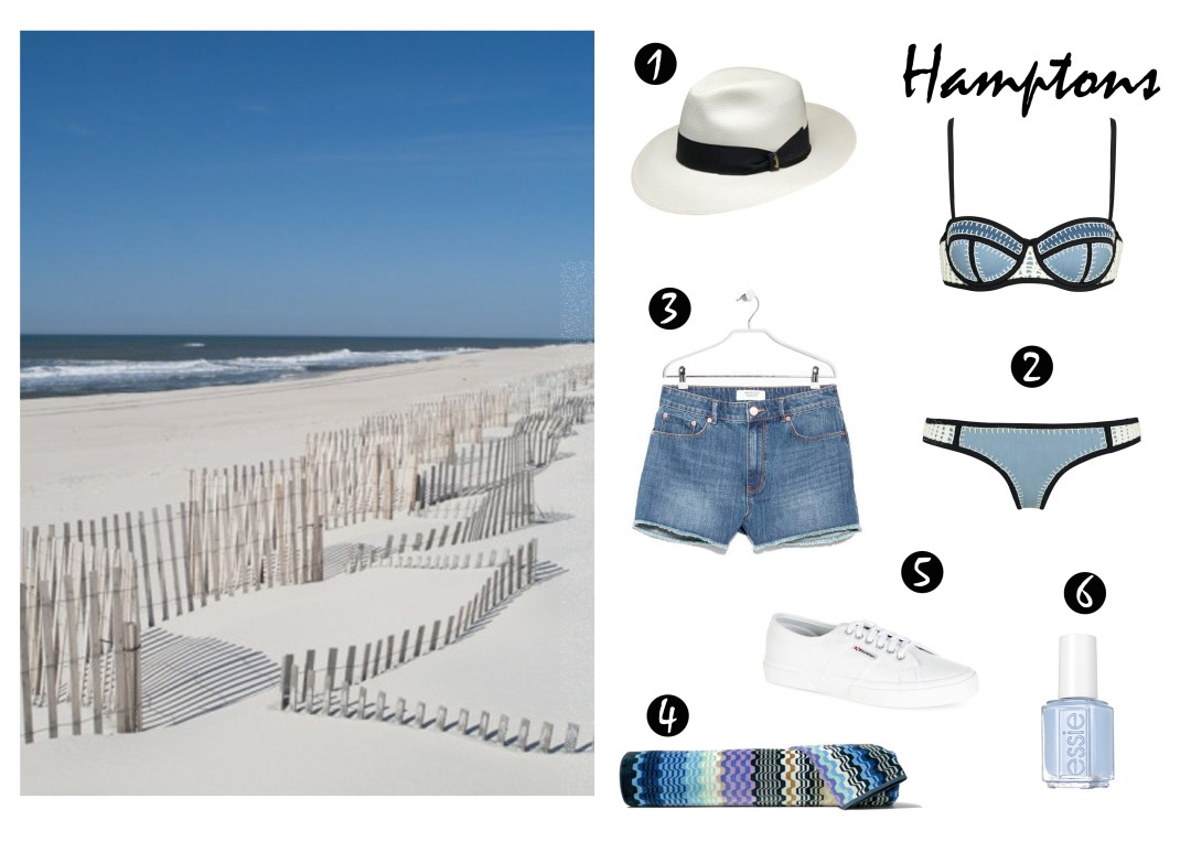 WHAT TO WHERE - HAMPTONS
