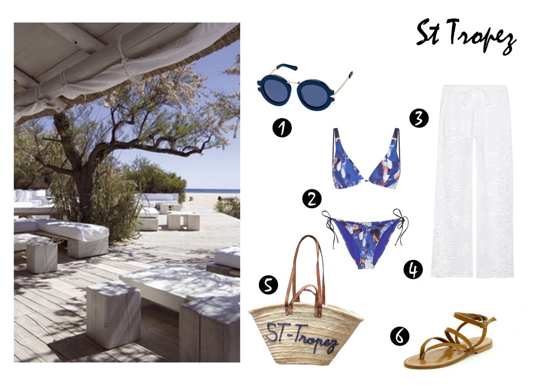WHAT TO WHERE - st tropez
