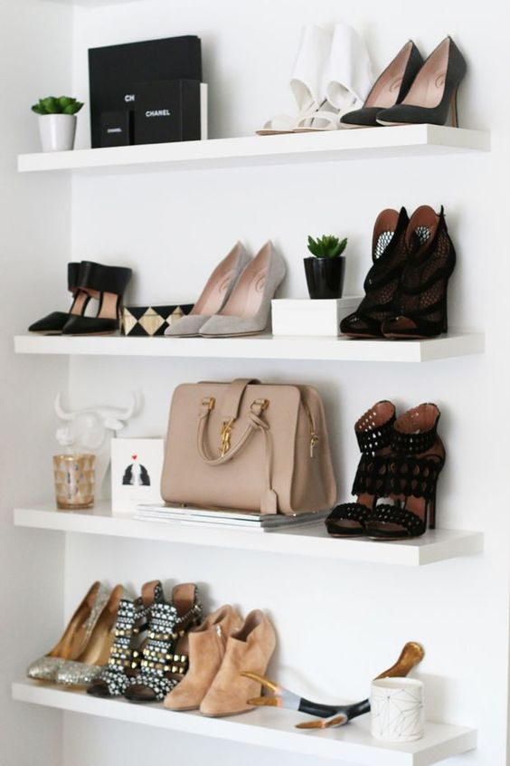 storage - shoes