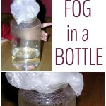 How to Make Fog in a Bottle