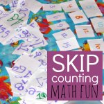 Math Busy Work: Skip Counting