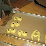 Lussekatter for St. Lucia Day