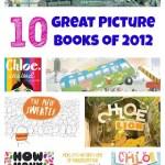 Best Children's Books of 2012 (So Far) Part 3