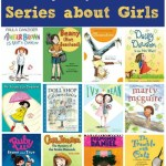 Early Chapter Books for Kids {Series about Girls}