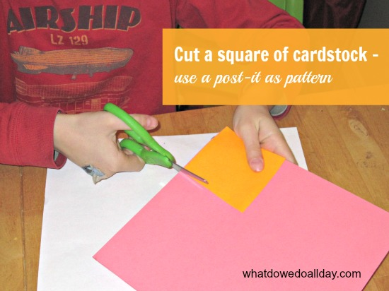 How to Make Tessellations with Kids