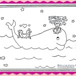 Free Valentines Coloring Page