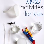 16 Indoor Water Play Ideas for Kids