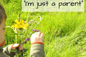 No one is just a parent.