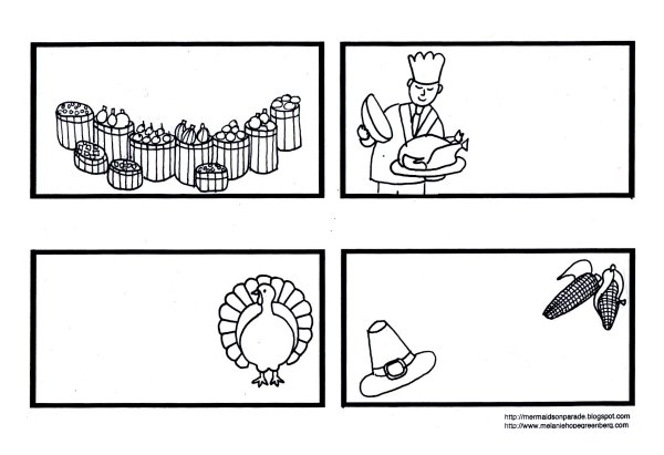 Printable thankful coloring pages for Thanksgiving.