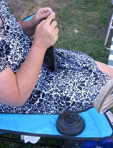Alternative use for beer sling