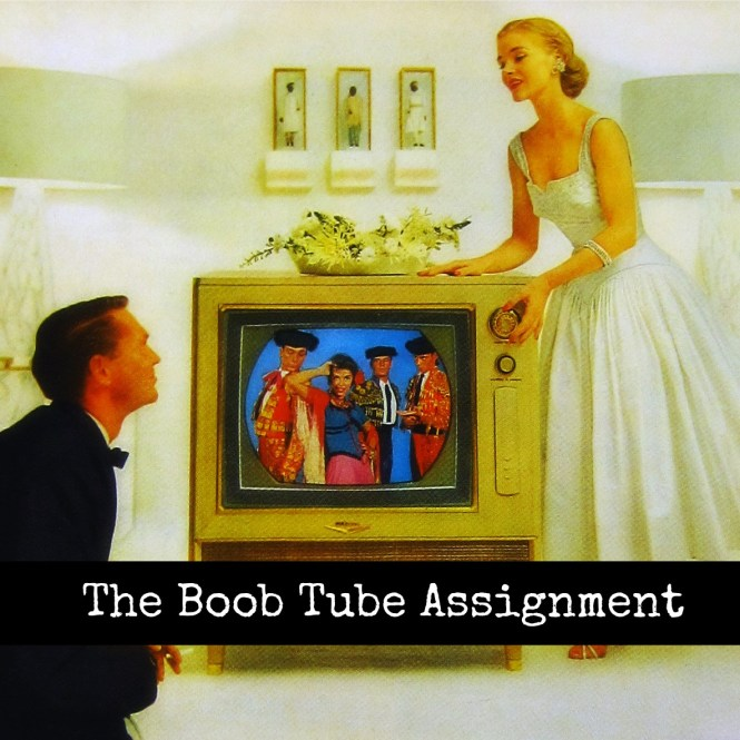 The Ninja Writers Academy: Watch TV Like a Writer. The Boob Tube Assignment.