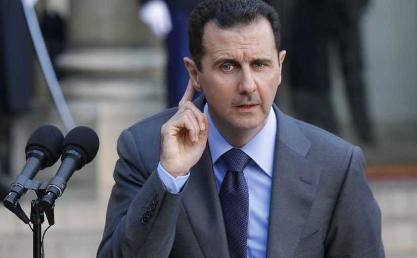 The Assad Regime explained (ish)