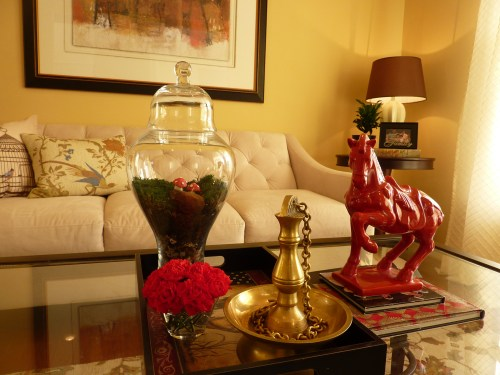 coffee table decor, Indian home decor