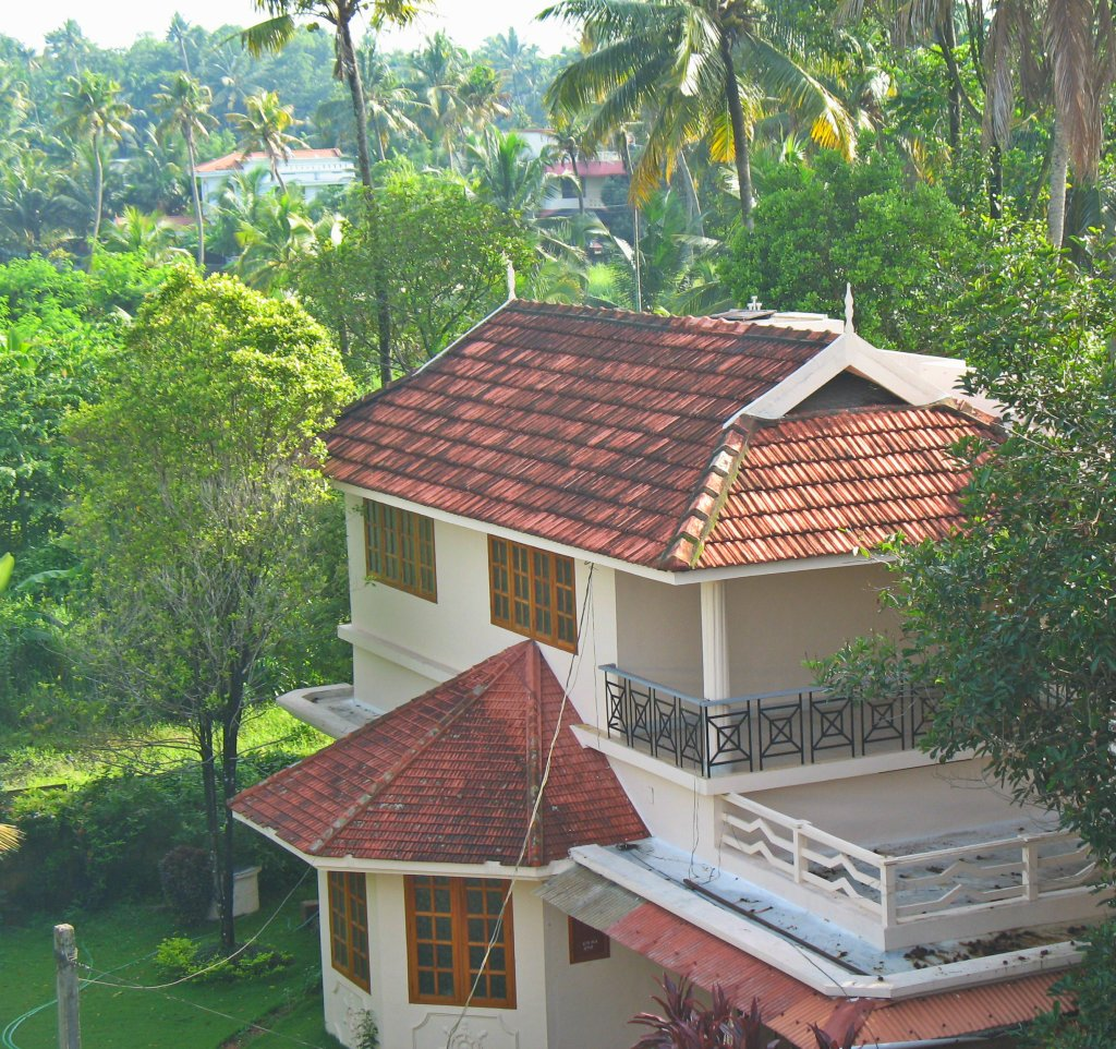 traditional Indian home - Kerala home plans