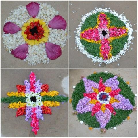 pookalam patterns