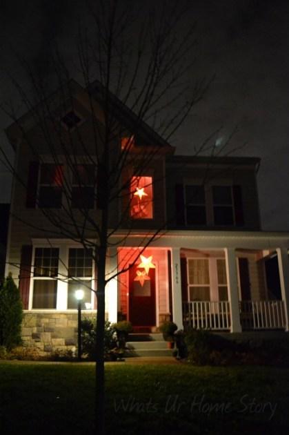 Whats Ur Home Story: Christmas Lights